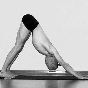 Adhomukhashvanasana-The Dog Pose Facing Downward