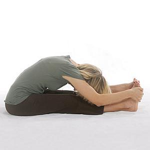 Pashchimottanasana-The Back and Waist Stretch Pose