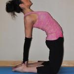 Ustrasana : Yoga Pose