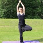 Vriksasana : Yoga Pose