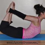 Dhanurasana : Yoga