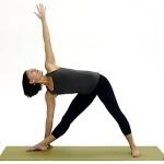 Trikonasana : Yoga