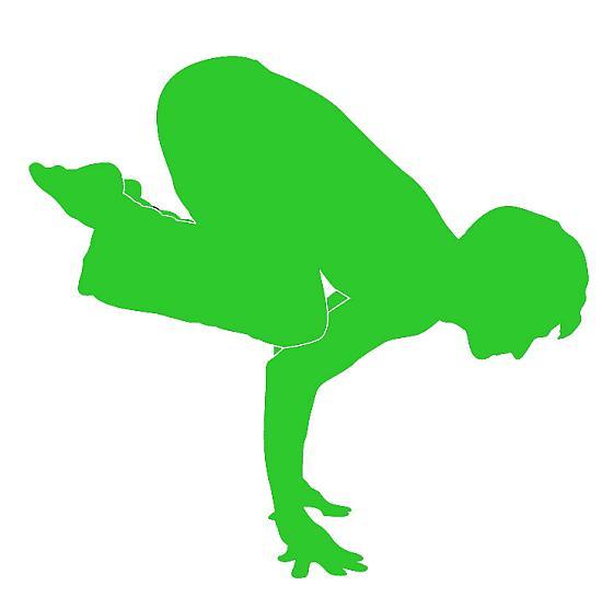 Bakasana Yoga Pose