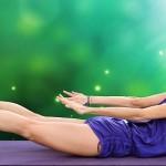 Salabhasana : Yoga Pose